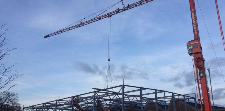 Bedrijfshuisvesting en utiliteitsbouw